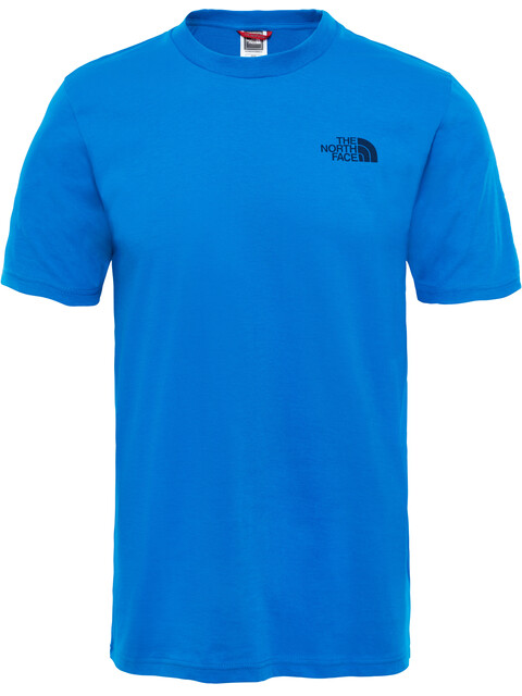 The North Face Simple Dome - T-shirt manches courtes Homme - bleu